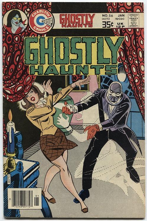 Ghostly Haunts #56