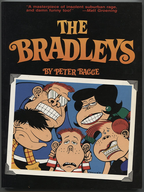 Peter Bagge's The Bradleys