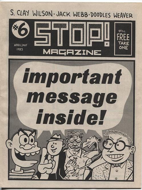 Stop! Magazine #6
