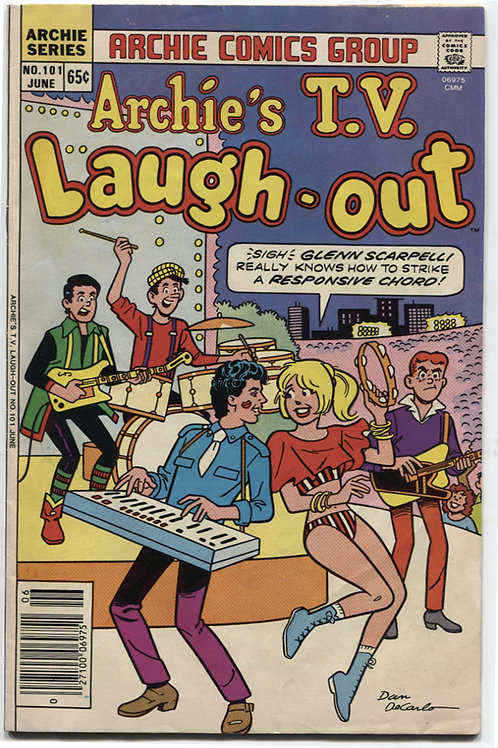 Archie's TV Laugh-Out #101