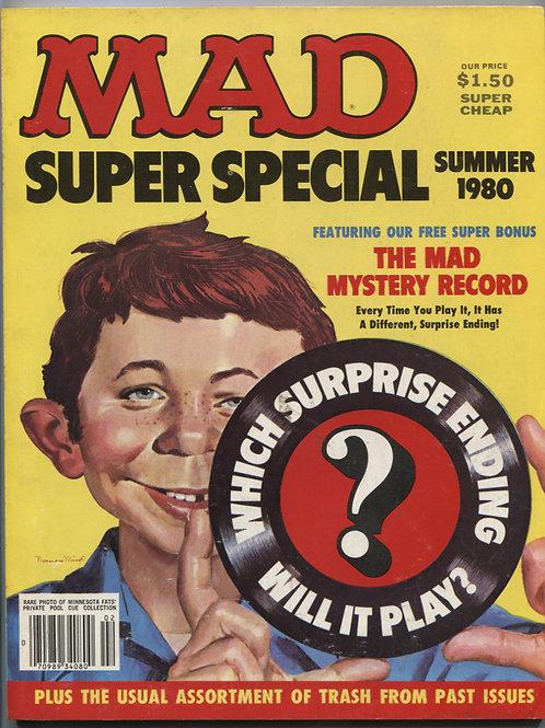Mad Magazine Super Special Summer '80