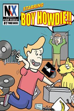 Nix Comics For Kids #1
