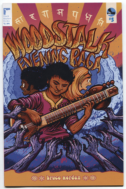 Bruce Worden's Woodstalk #5