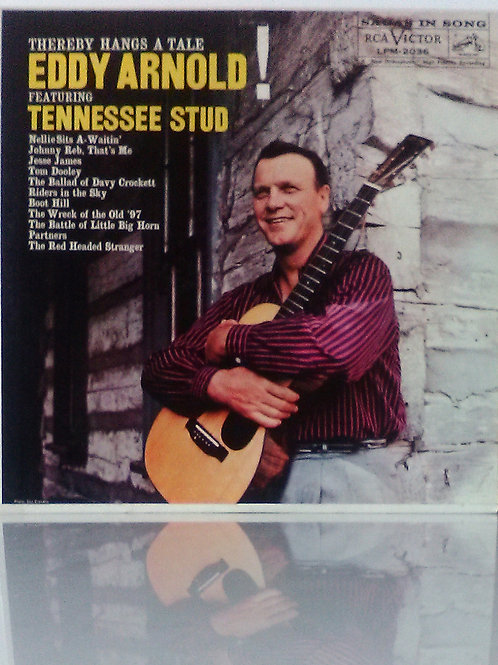 Eddy Arnold LP & Tales From the Crate #3