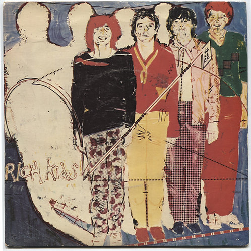 Rich Kids: Marching Men 7""