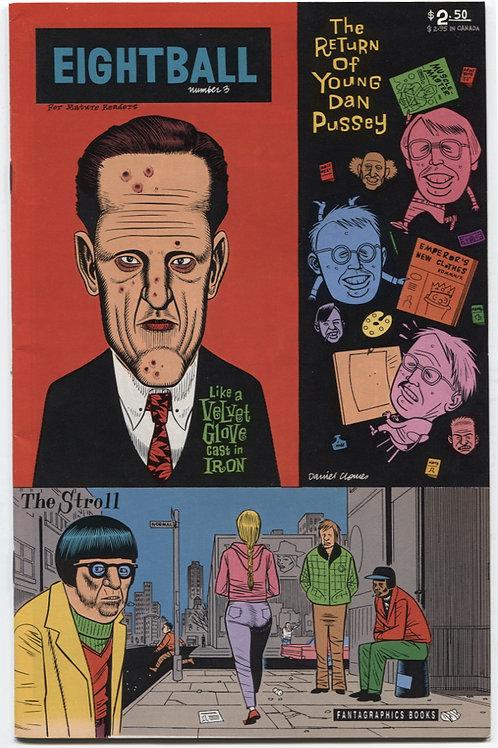Eightball Comics #3