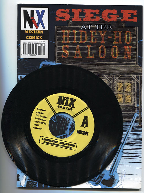 Nix Western Comics #1 Deluxe (USED)