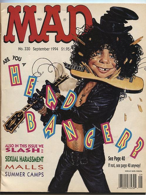 Mad Magazine #330
