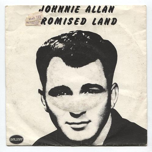 "Johnnie Allan/Pete Fowler Split 7"""
