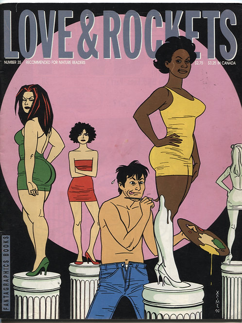 Love and Rockets #35