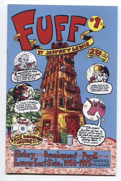 Jeffrey Lewis's Fuff #1