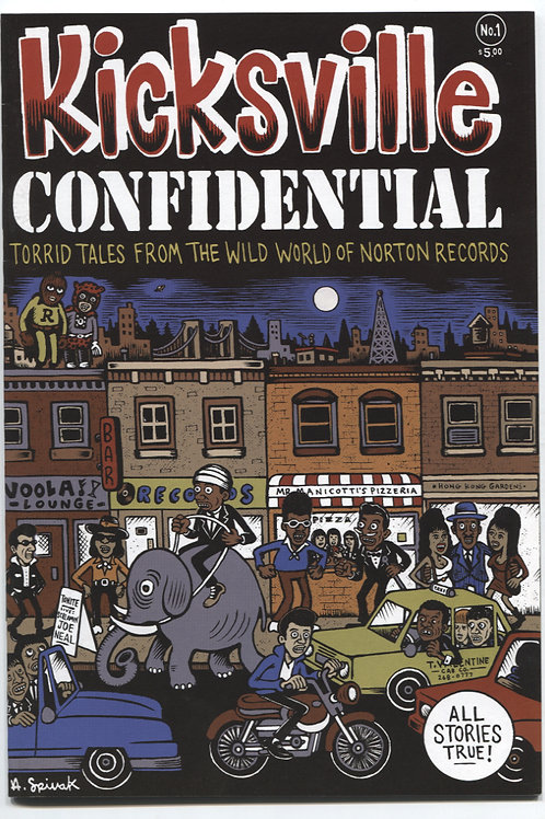 Kicksville Confidential