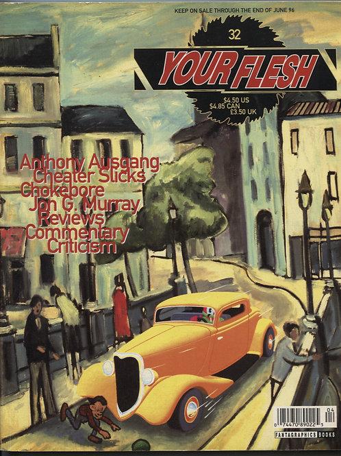 Your Flesh Magazine #32