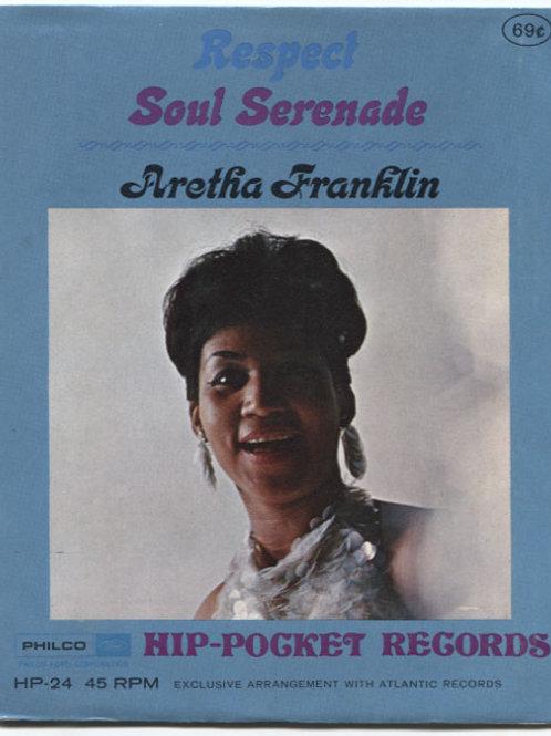 Aretha Franklin: Respect Hip-Pocket Record