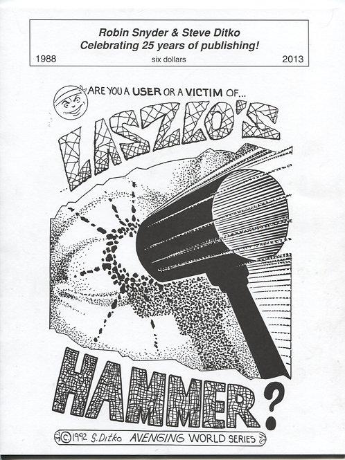 Laszlo's Hammer: Steve Ditko's Avenging World Series