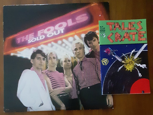 Tales From The Crate #5 with The Fools: Sold Out LP
