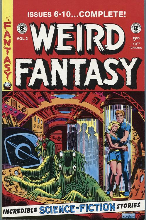 Weird Fantasy Volume 2