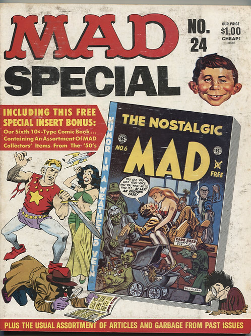 Mad Magazine Special #24