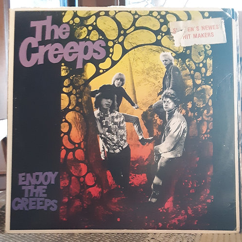 The Creeps: Enjoy The Creeps LP