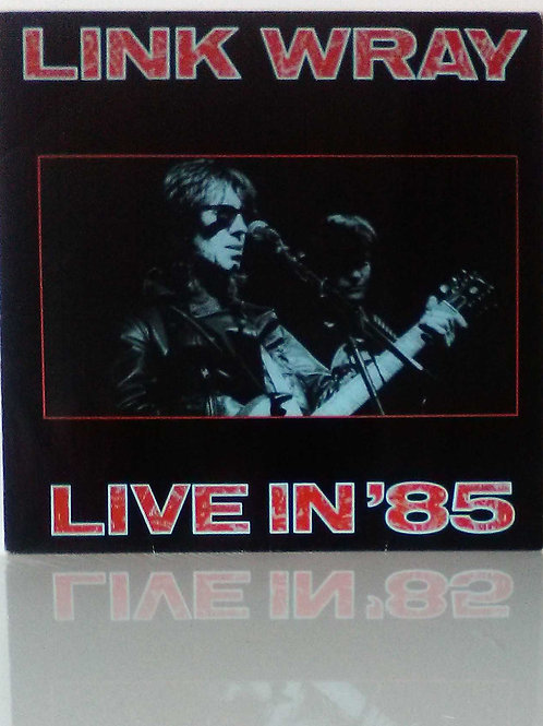Link Wray: Live in '85