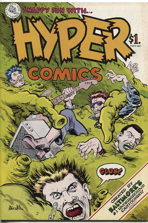 Hyper Comics #1