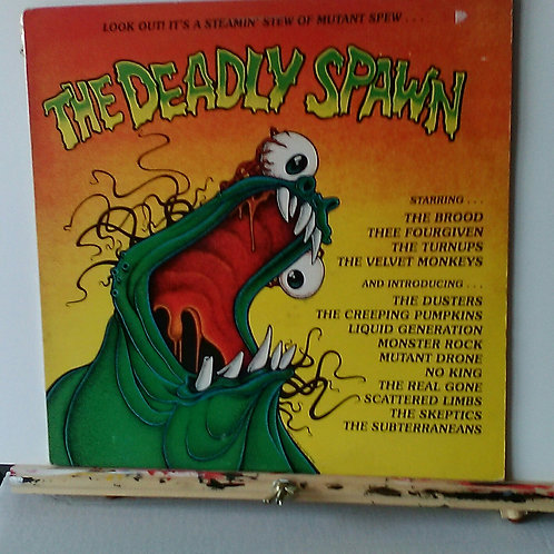The Deadly Spawn LP