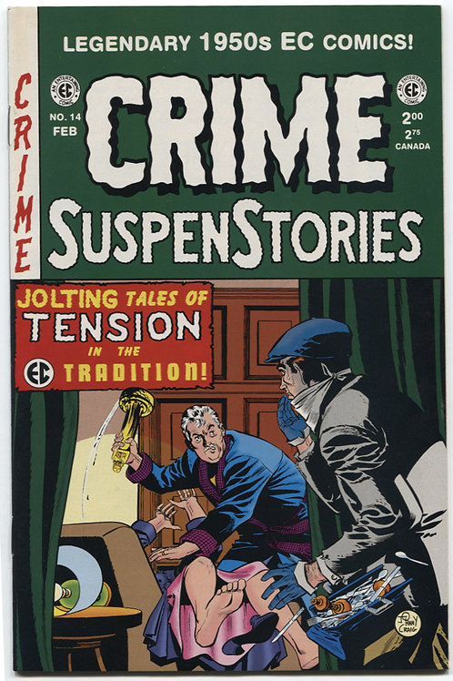 Crime Suspenstories #14