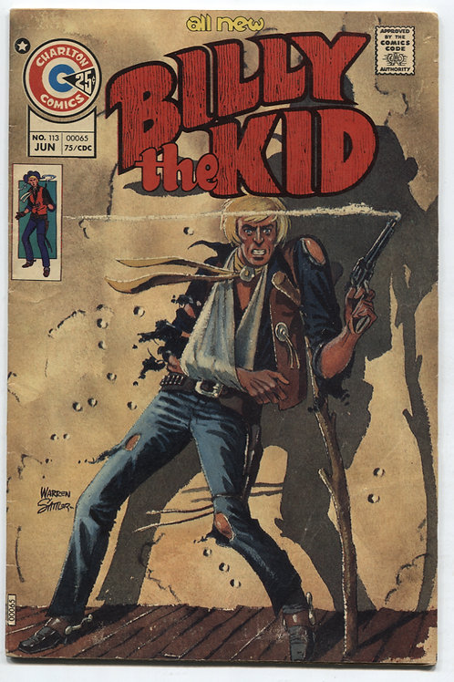 Billy the Kid #113