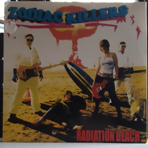 Zodiac Killers: Radiation Beach LP