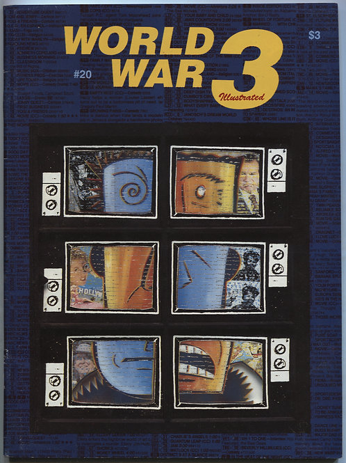 World War 3 Illustrated #20