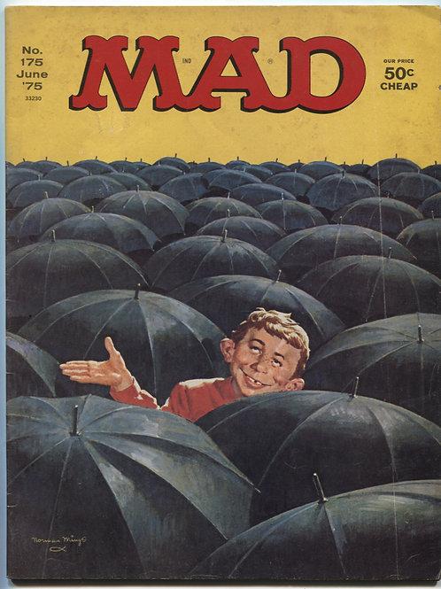 Mad Magazine #175