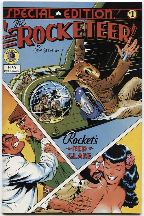 The Rocketeer Special Edition #1