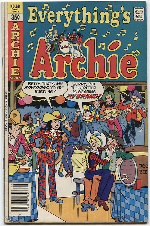 Everything's Archie #68