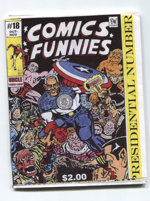 Bill Widener's Comics Funnies #18