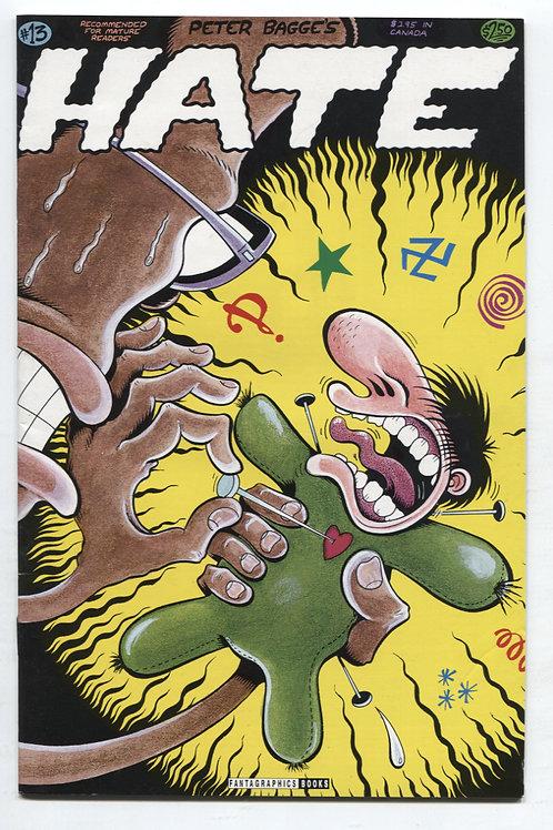 Peter Bagge's Hate #13