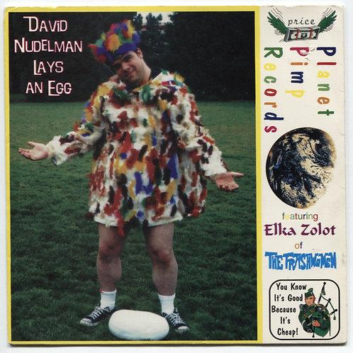 David Nudelman Lays And Egg EP