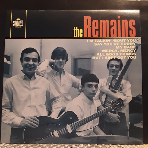 """The Remains: I'm Talkin' 'Bout You 10"""""""