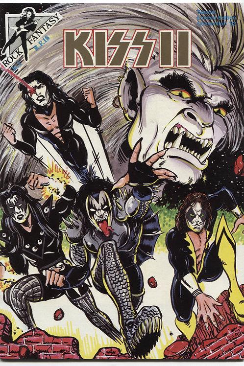 Rock Fantasy #18: Kiss