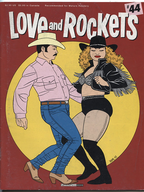 Love and Rockets #44
