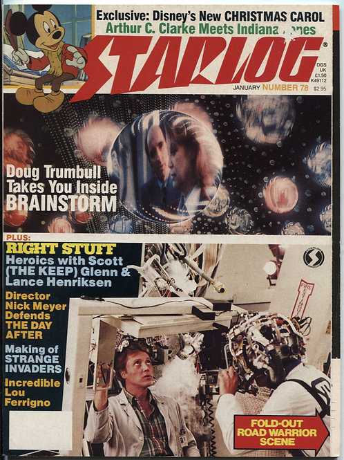 Starlog Magazine #78