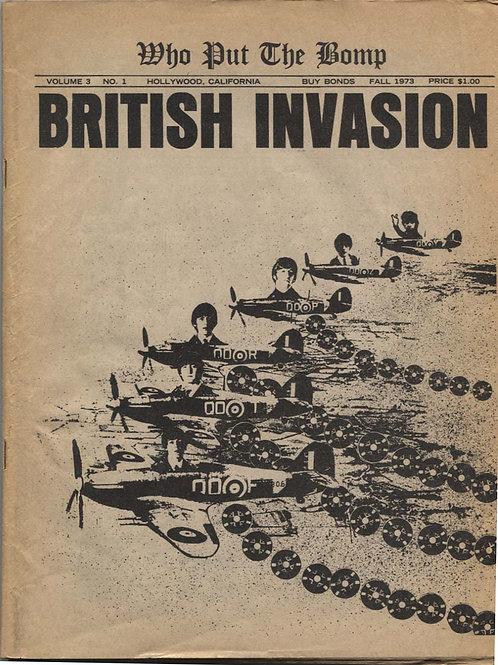 Bomp Magazine Fall '73