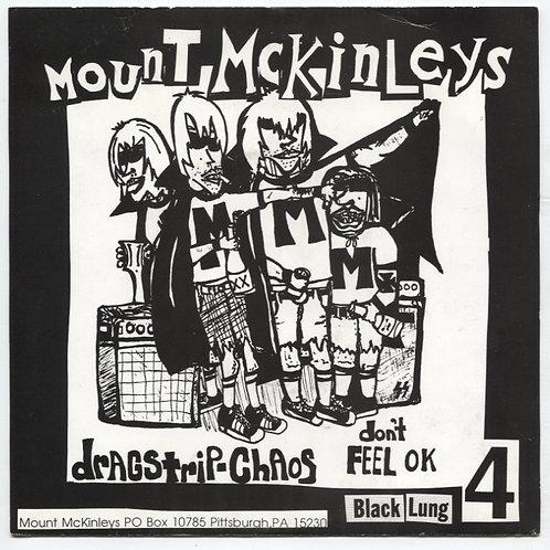 """Mount McKinleys/Steel Miners 7"""" Split"""