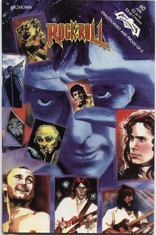 Rock 'N Roll Comics #60: Genesis