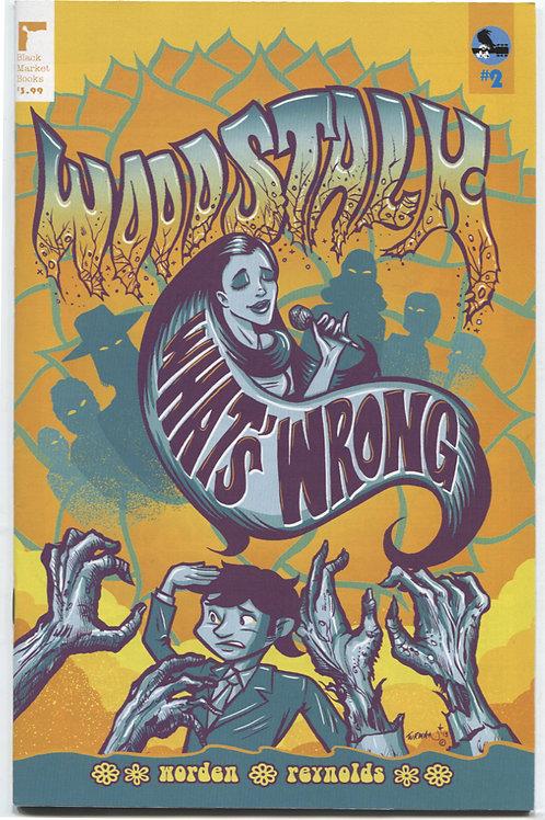 Bruce Worden's Woodstalk #2