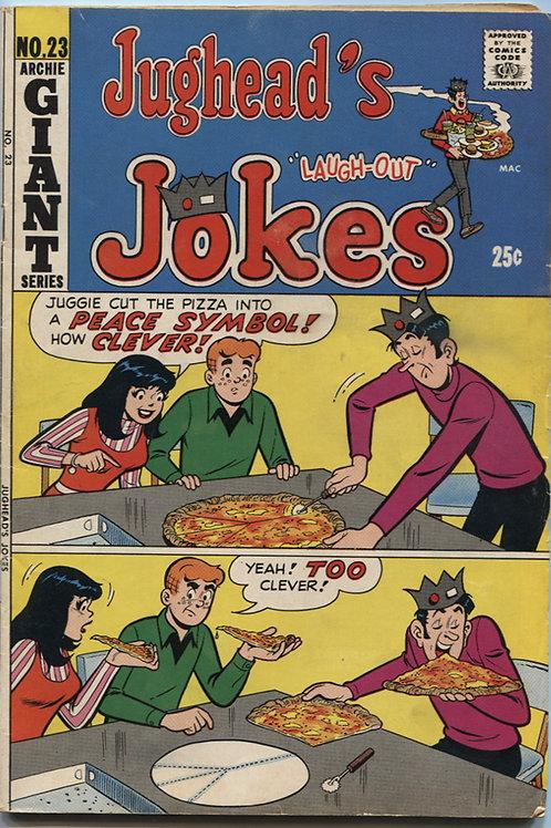 Jughead's Jokes #23