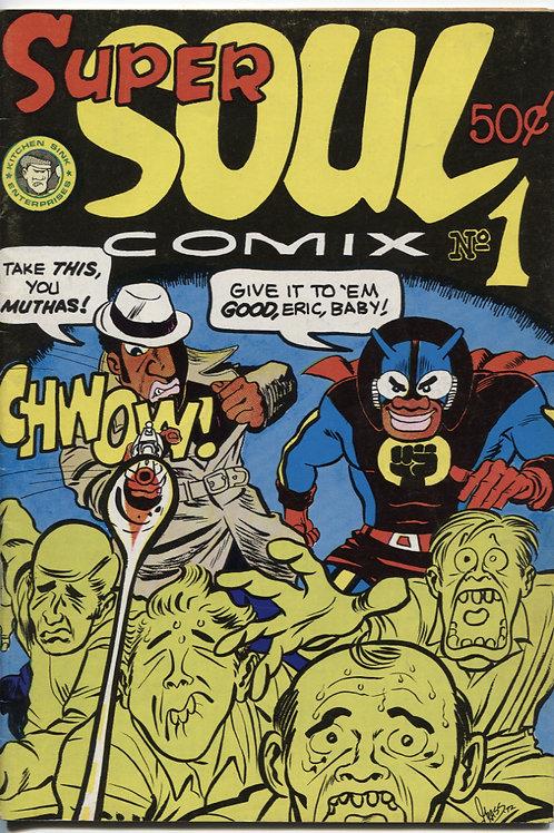 Super Soul Comix #1