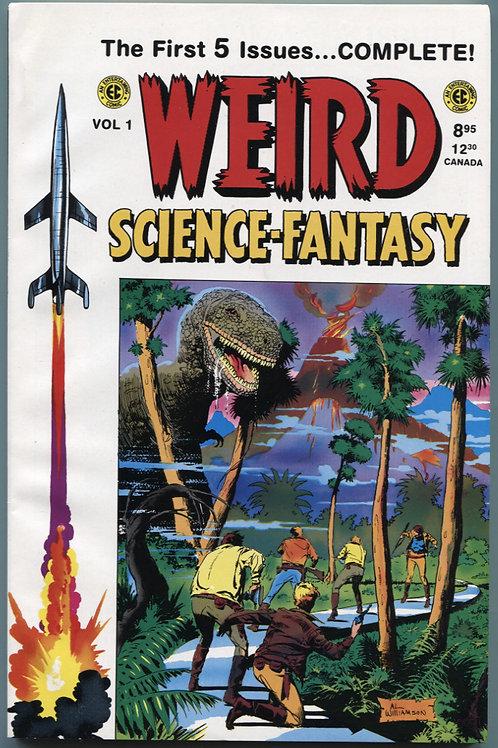 Weird Science-Fantasy Volume1