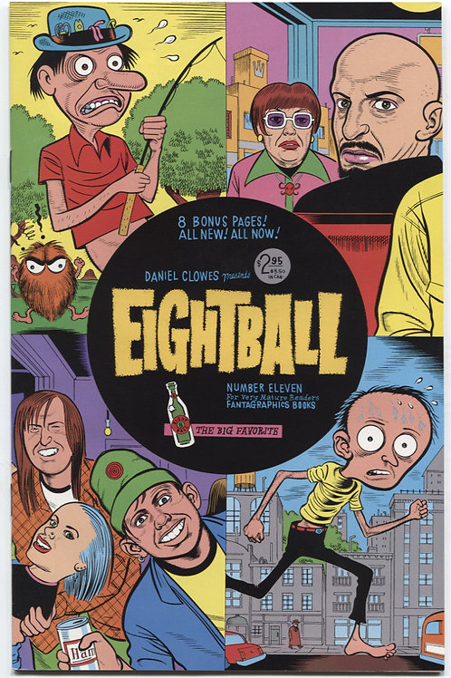 Eightball Comics #11