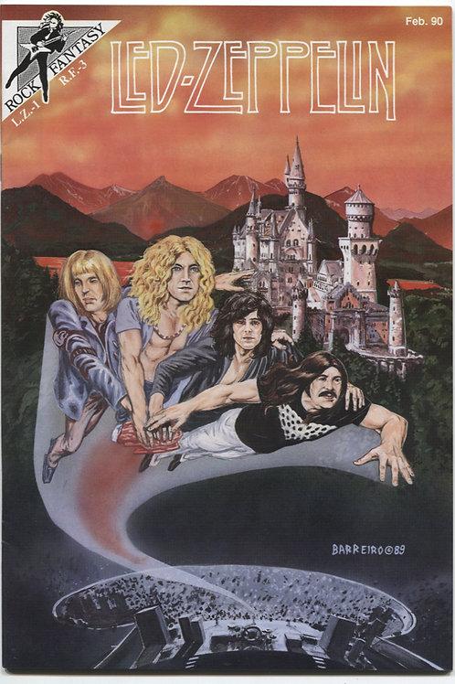 Rock Fantasy #3: Led Zeppelin