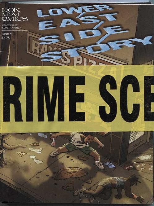 Lower East Side Story Comic Set
